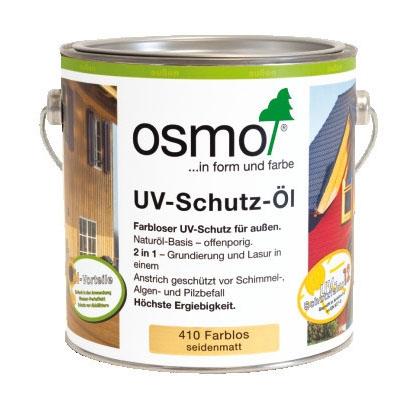 Защитное масло с УФ-фильтром UV-Schutz-Öl Extra