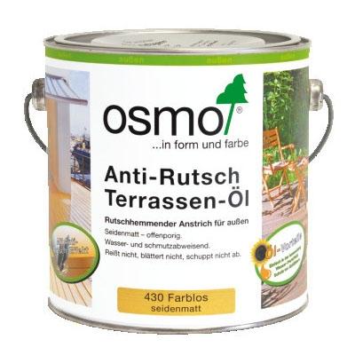 Масло для террас с антискользящим эффектом Anti-Rutsch