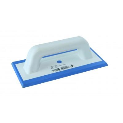 Шпатель для затирки швов Soft rubber (синий)